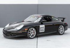 2004 Porsche 911 GT3 Track Car