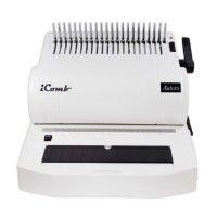 Akiles iComb 19E  Electric Comb Binding Machine  Image 1