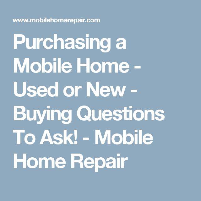Best 25 mobile home dealers ideas on pinterest mobile for Questions to ask new home builders