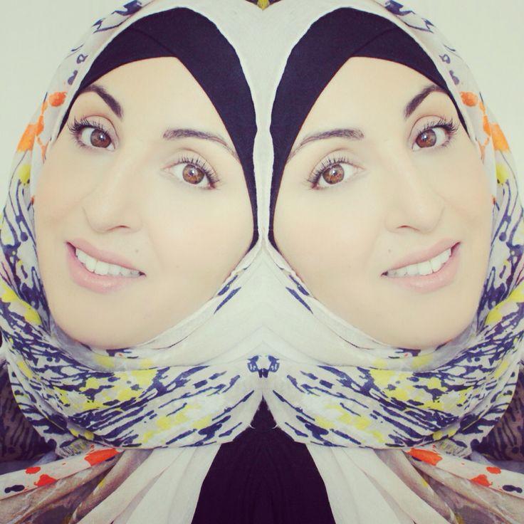 Poppy hijab