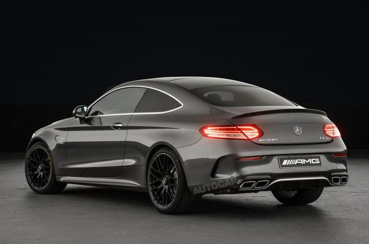 2016 Mercedes-AMG C63 Coupe revealed - exclusive studio pictures | Autocar