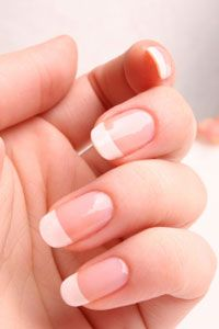 What's a French Manicure?Nails Care, Nails Art, French Manicures, Polish Nails, Healthy Nails, French Tips, Nails Polish, Long Nails, Nature Nails