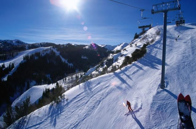 The 7 Best Ski Resorts Near Salt Lake City: Park City