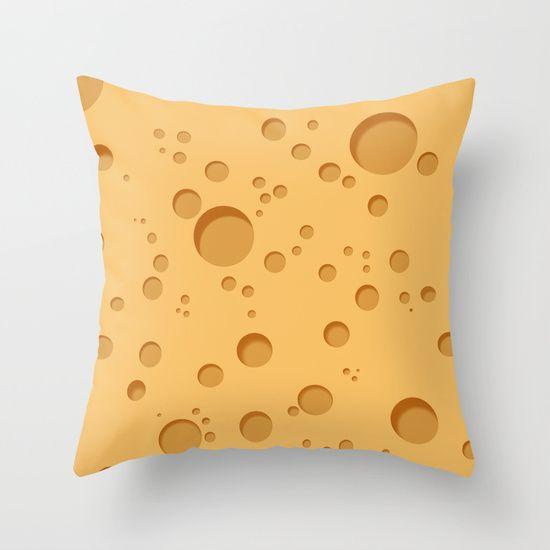 Grouyer Throw Pillow