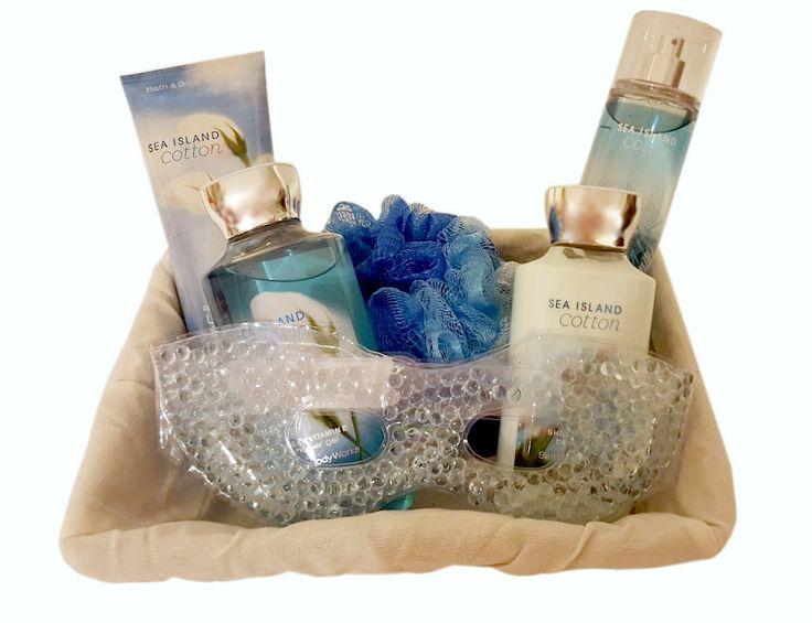 12 best gift baskets images on pinterest gift basket gift bath body works spa basket negle Choice Image