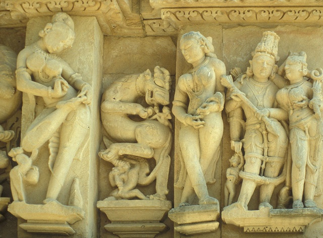 85 Best Khajuraho Sex  Spirituality Images On Pinterest -6737