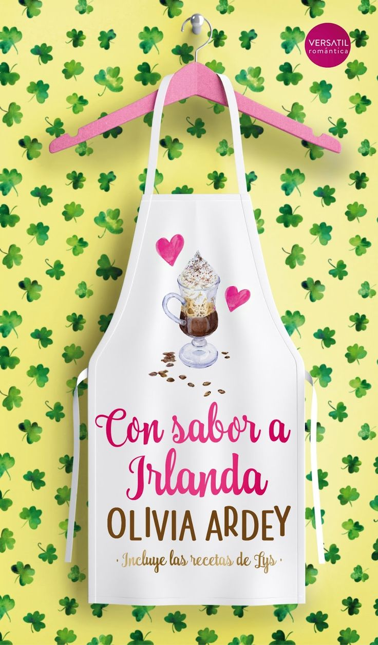 Con sabor a Irlanda, Olivia Ardey  Reseña:🍽️goo.gl/i22GHm