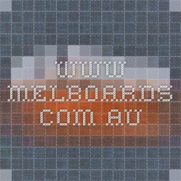 www.melboards.com.au