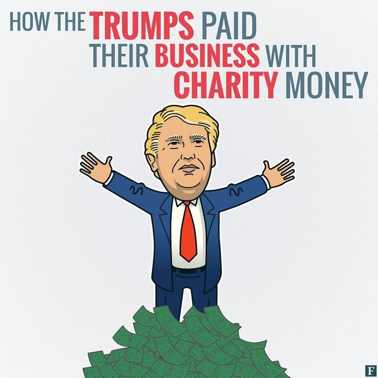 In a clash of values, President Donald Trump funneled hundreds of thousands of dollars from his son's kids-with-cancer foundation into his company coffers. Click the link in our bio to read the full story surrounding the Eric Trump Foundation.