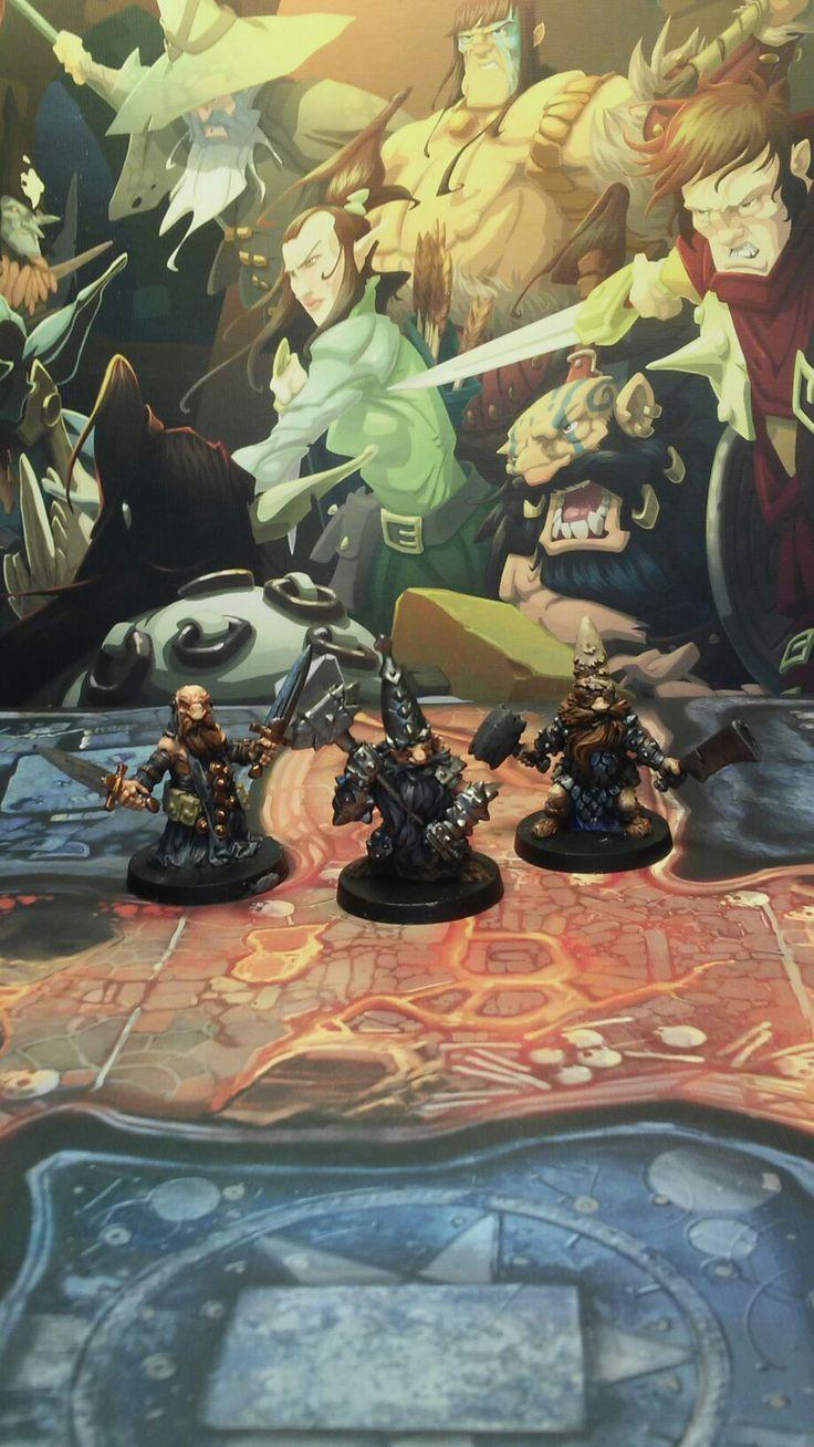 Dwarf mob