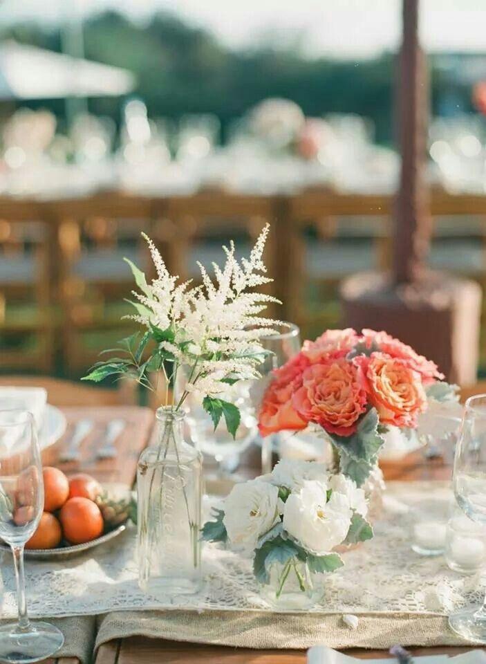 Citrus wedding decor :)