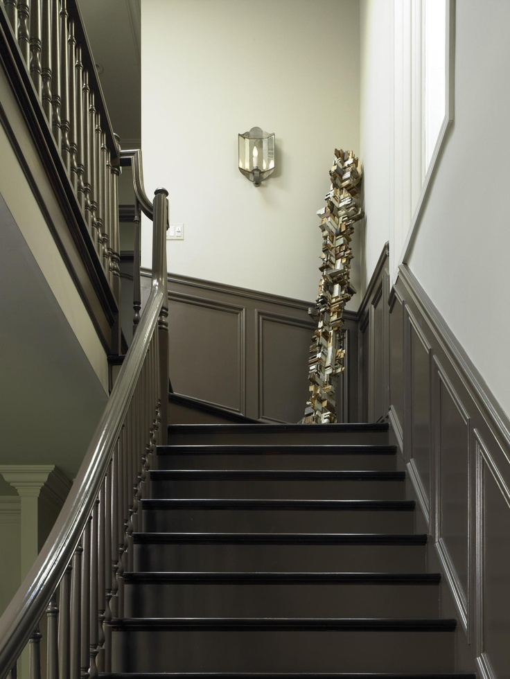 Best Chicago Transitional Stairwell Design By Michael Del Piero Good Design Home Pinterest Home 400 x 300