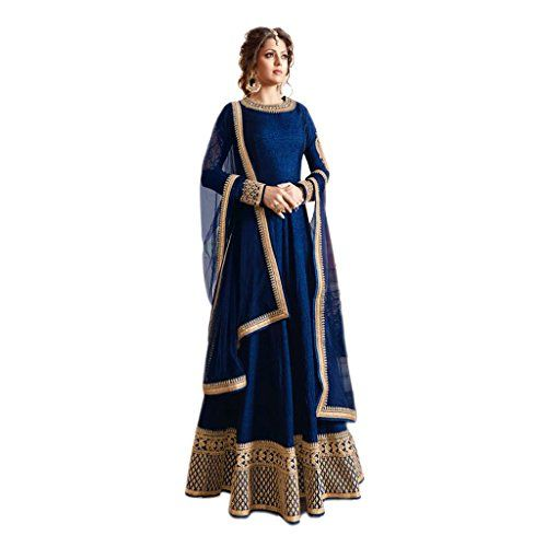 Ethnic Empire Blue COLOR LATEST INDIAN DESIGNER ANARKALI ... http://www.amazon.in/dp/B01N0WDLLG/ref=cm_sw_r_pi_dp_x_.KCFyb16W9N5K