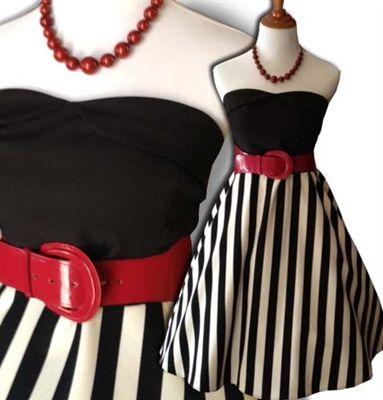 Rockabilly Dress - BACK IN STOCK