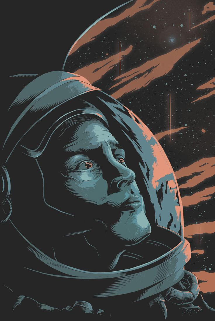 Joe Wilson's illustrations for the Folio Society's edition of 2001: Space Odyssey.