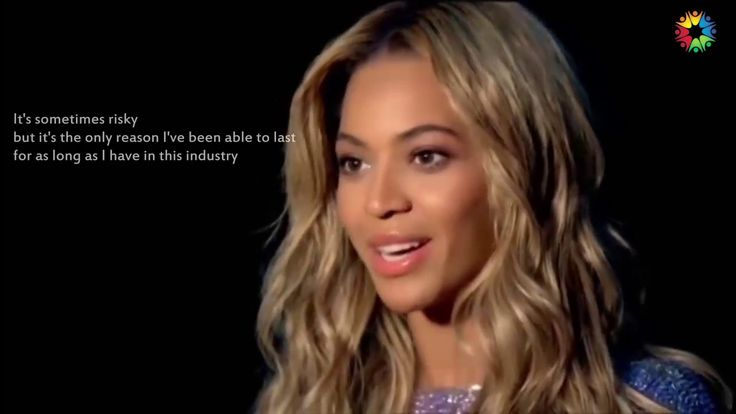 How To Become a Pop Star Singer (or Anything) - Beyonce