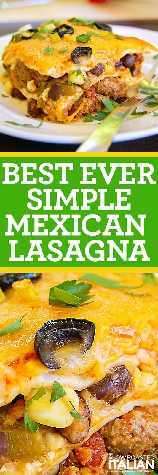 Best 25+ Mexican lasagna with tortillas ideas on Pinterest ...