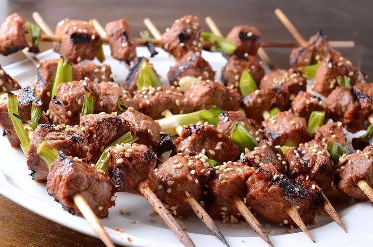 ... about Beef Skewers on Pinterest | Skewers, Kabobs and Chicken Skewers