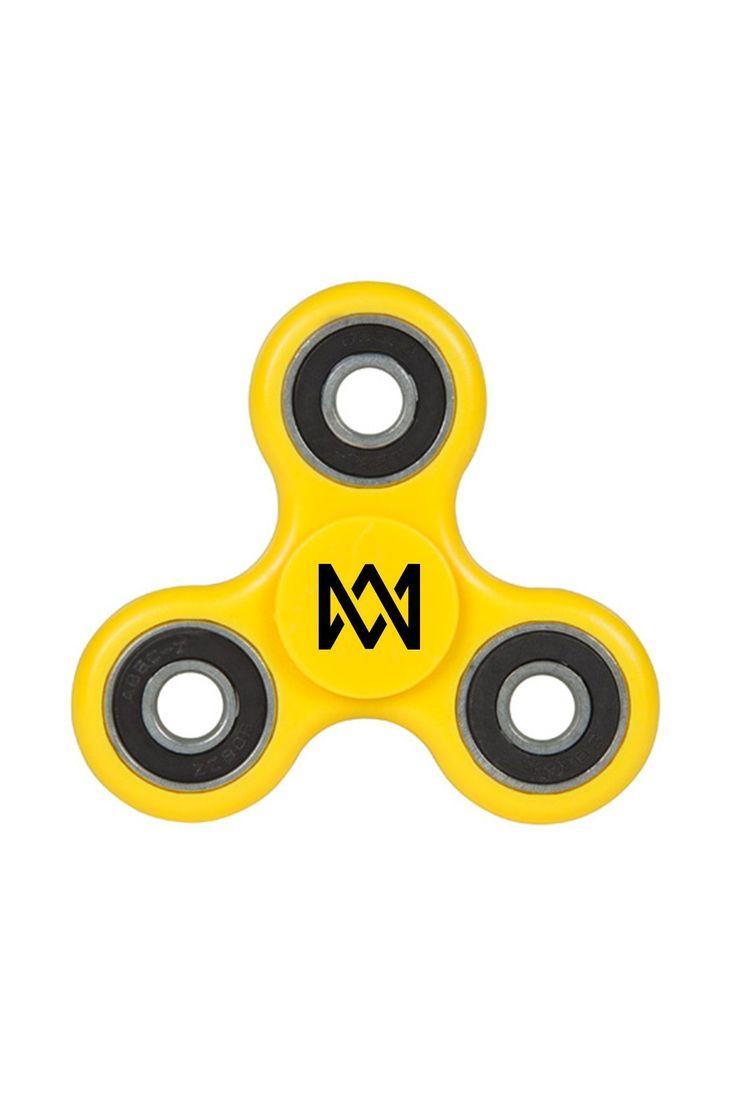 Fidget Spinner - Fidget Spinner - Yellow
