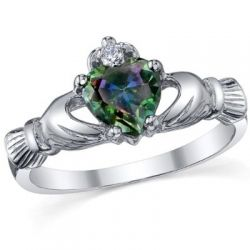 Irish Claddagh rings are a traditional symbol of loyalty, friendship and love. They are also known as Claddagh rings, whose traditions and design...