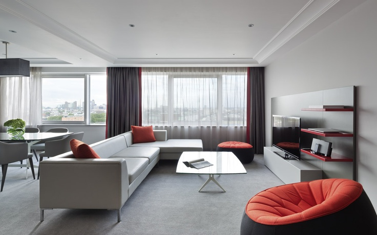 In the room at Pullman #London St. Pancras.