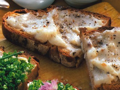Schmalzbrot I Love This But It Is Cholesterol Death