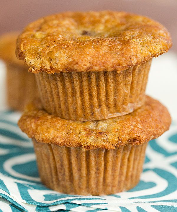 The BEST Banana Muffins you'll ever eat! | browneyedbaker.com
