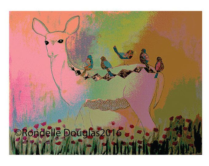 Instant digital download art prints and by RondelleDigiDesigns