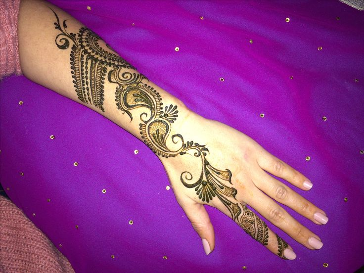 tatouage henn naturel bordeaux merignac cub ash kumar style henna hands arm - Henn Ou Coloration