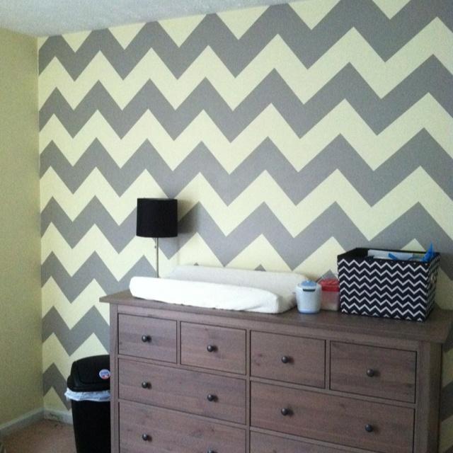 Best 25+ Chevron Stripe Walls Ideas On Pinterest