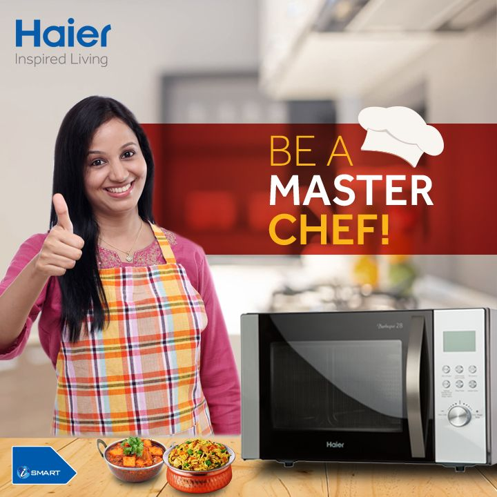 Be it preparing sumptuous #Dhokla or delicious #Cake, Haier's 140 Auto Cook Menu ensures that you savor all amazing delicacies with a touch of a button. #HaierIndia #Technology #APPLIANCES #LIFESTYLE