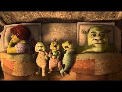 ▶ Shrek Para Sempre   Filme Completo Dublado