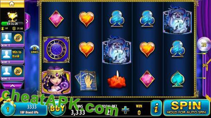 Pin by Jason Purcell on Slots Tournament hack cheat mod