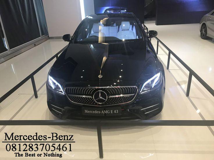 Mercedes-Benz Dealer | Dealer Mercedes Benz Jakarta: Harga Mercedes Benz E 43 AMG tahun 2018 Mercedes B...