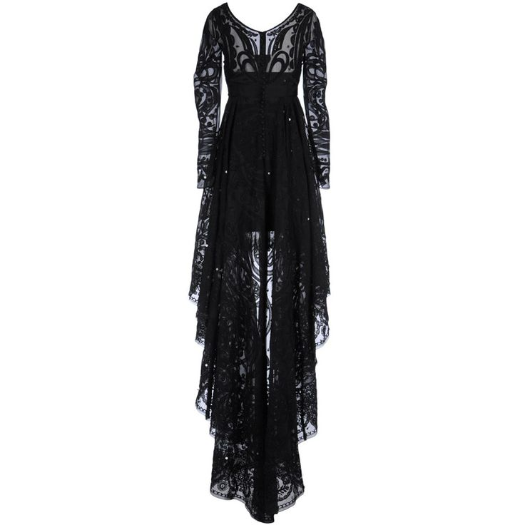 Pucci dress with sequins and bird in black