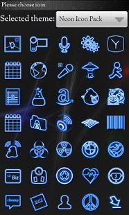 Icon Pack - Neon Icons APK for Blackberry | Download Android APK GAMES & APPS for BlackBerry, for BB, curve, 8520, bold, 9300, 9900, playbook, pearl, torch, 9800, 9700, cobbler, Z10, Z3, passport, Q10