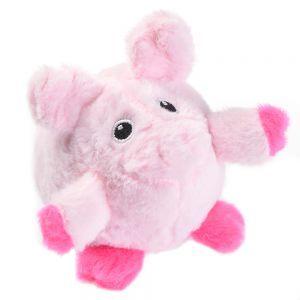 Piggy Pig Gum Massager Dog Toy