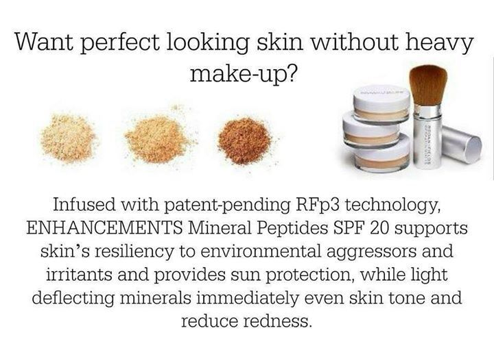 Rodan and Fields mineral peptides are great for everyday!!!!