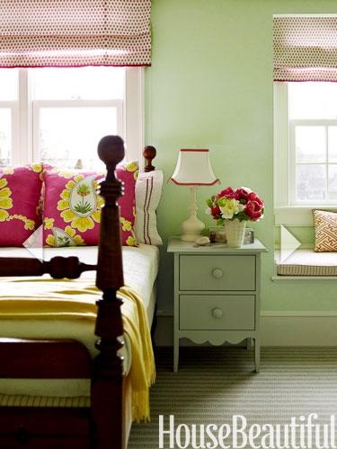 Soothing Green 535 Benjamin Moore Kids Rooms Pinterest