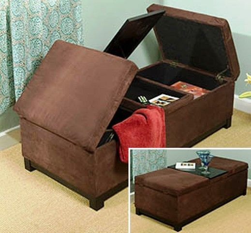 25 Multipurpose furniture