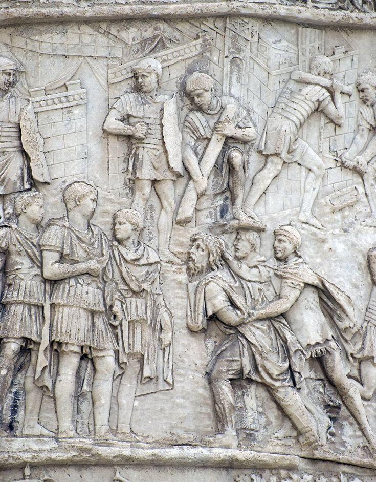Trajans Column | Location, Description, History, & Facts