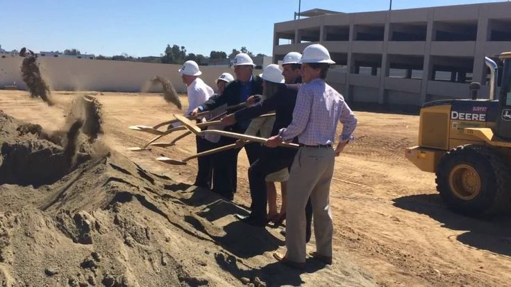 PIMA Medical Institute Ground Breaking in North City Friday, September 9...