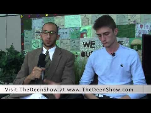 Are you partying, smoking weed, being promiscuous and still not happy? TheDeenShow - YouTube