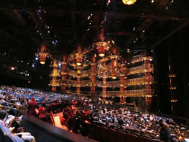 Ka Theater Mgm Grand