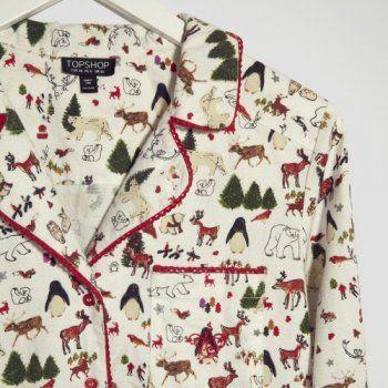 Piżama na Pierwszy Dzień Świąt