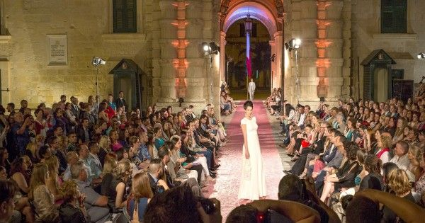 Malta Fashion Week is a national scale event that marks out Malta's growing fashion culture as a primary creative industry, a celebration of Maltese and inter
