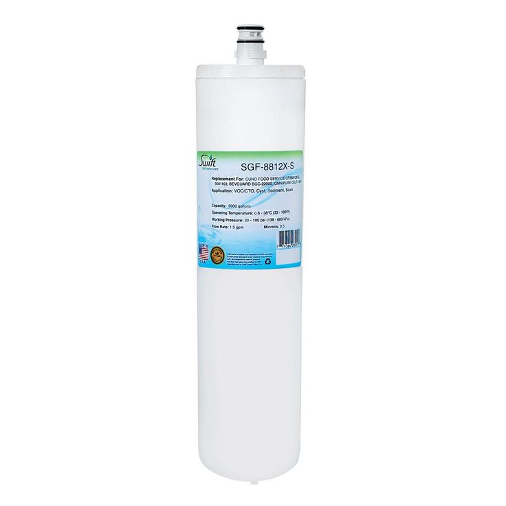Cuno CFS8812X-S Replacement Commercial Water Filter