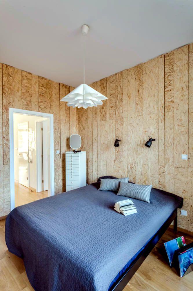 41 best osb wall design images on Pinterest | Design bedroom, Wall ...