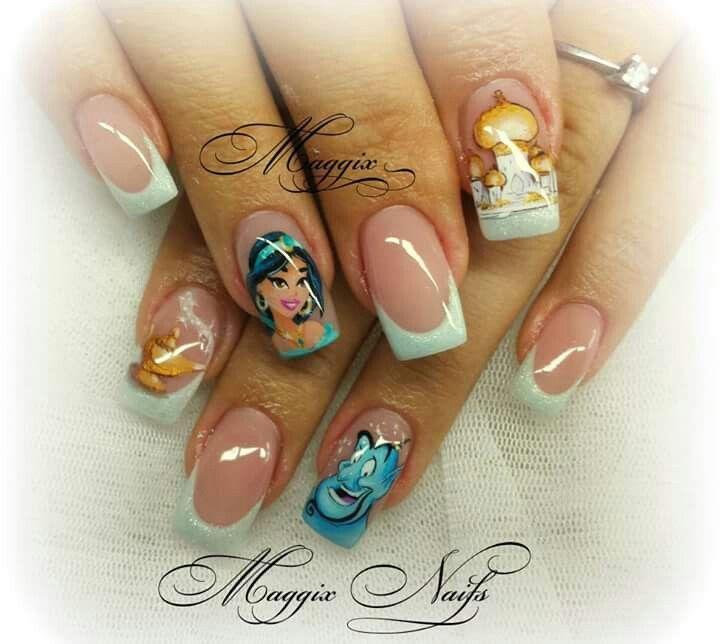 Aladdin Nail Art: Aladin Nails - Magix Nails