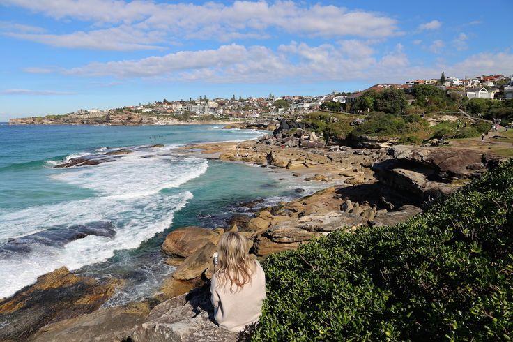 Bondi to Bronte walking trail, Sydney